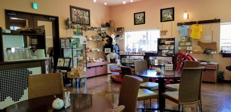 新村牧場カフェ