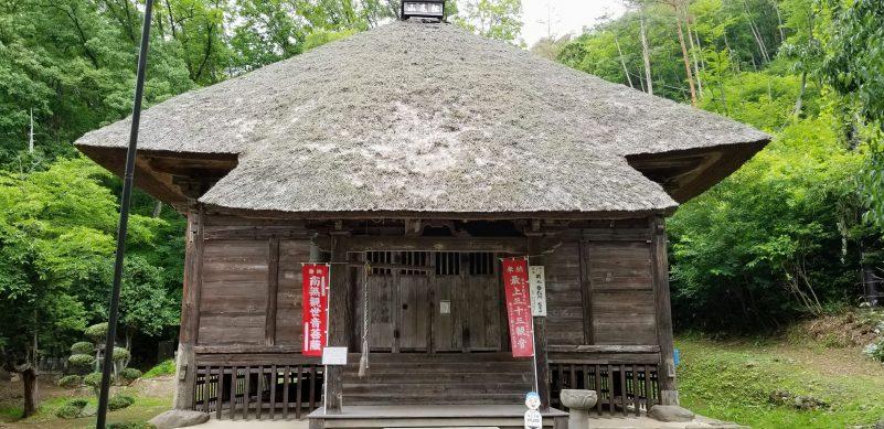 松尾院観音堂