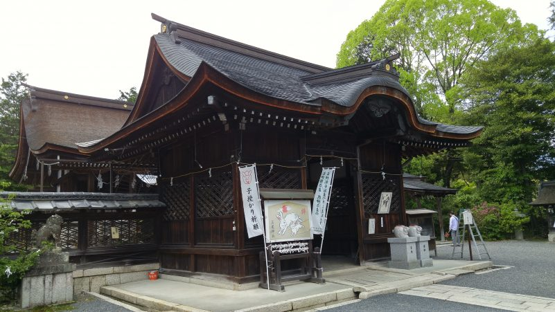 三尾神社社殿