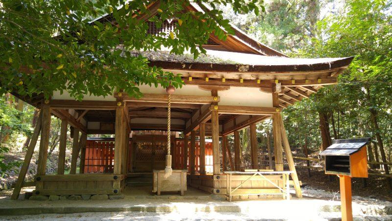 太田神社本殿