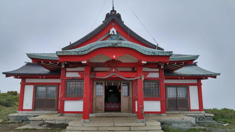 箱根本宮本殿