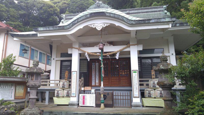 真鶴貴船神社本殿