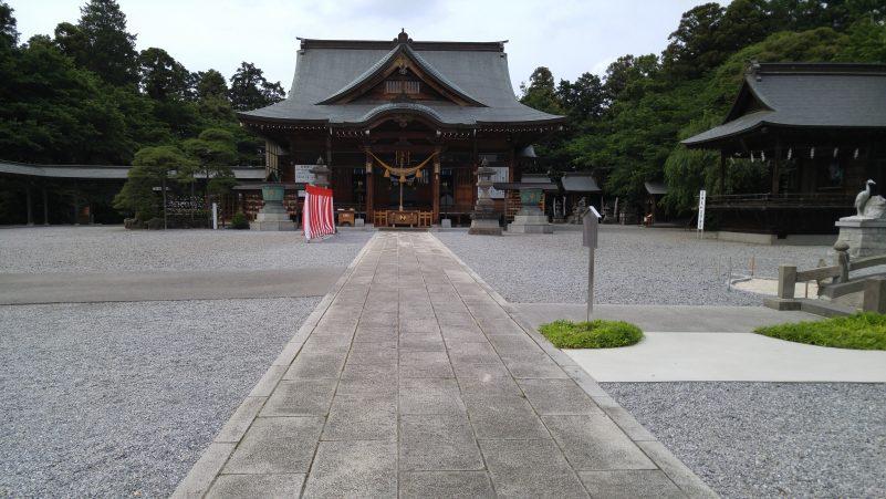 白鷺神社本殿