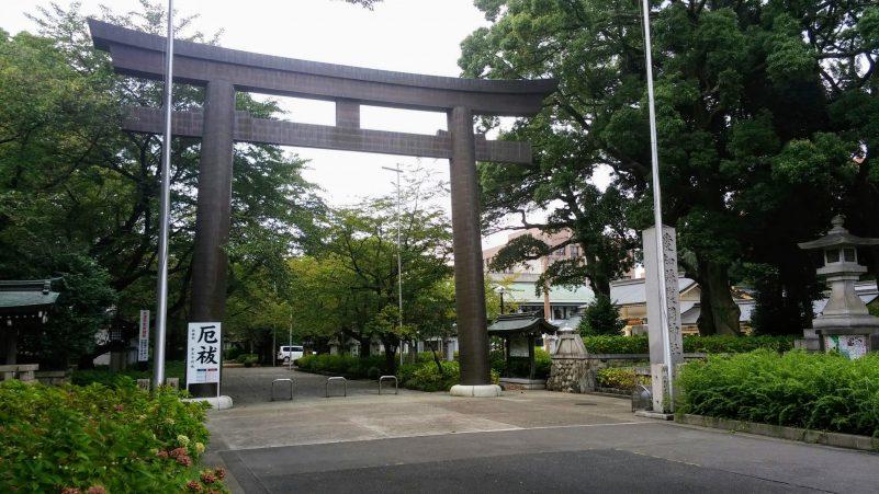 愛知県護国神社
