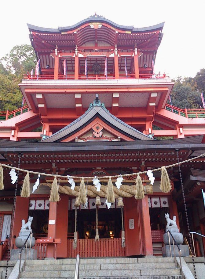 草戸稲荷神社本殿