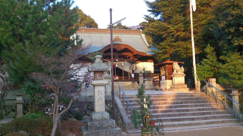 防府春日神社