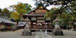 草津市の御朱印(小汐井神社・立木神社)